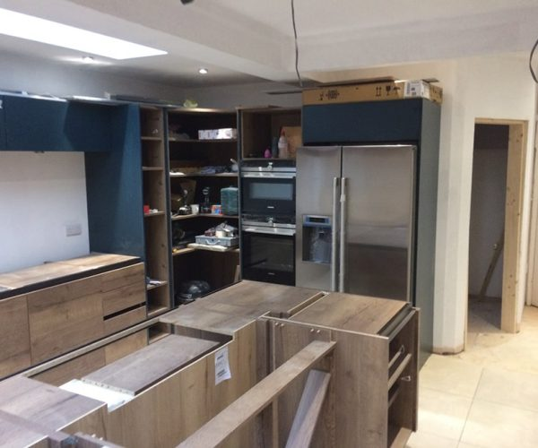 kitchen alterations