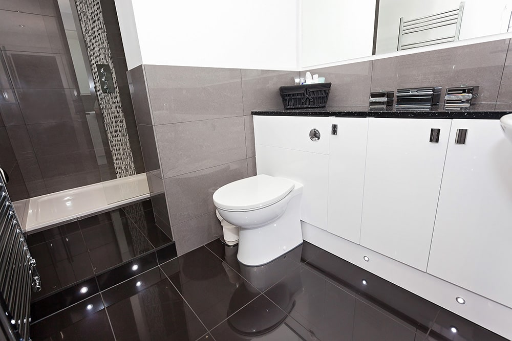 wet room flooring Hampshire
