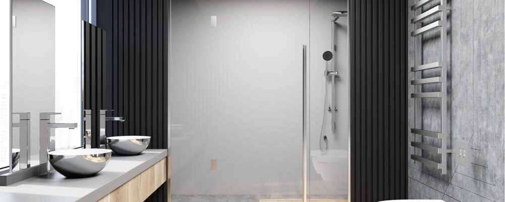 A cost-effective wet room conversion.